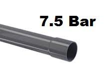 Druk PVC Buis 7.5 Bar