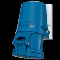 CEE wandcontrastekker 3P - IP44