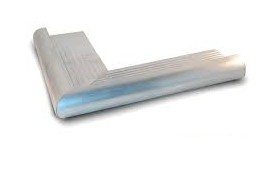 Aluminium Daktrim   Kraal   Buitenhoek   Brute + RAL